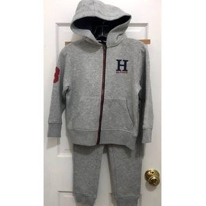 🔥TOMMY HILFIGER boys hoodie & sweatpants set